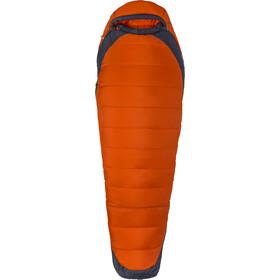 Marmot Trestles Elite Eco 0 Sleeping Bag long, orange haze/dark steel